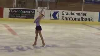 Elizaveta Kulik - Eisgala 2014