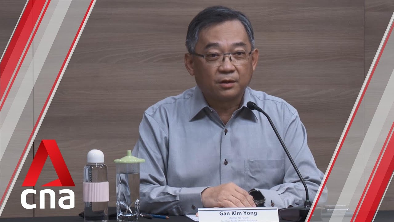 """""""Not true"""" Singapore has reduced COVID-19 testing among migrant workers: Gan Kim Yong"""