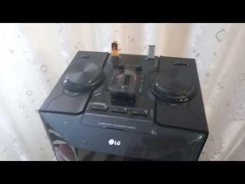 Какой музыкальный центр лучше LG OM6560 или Sony GTK-XB7???