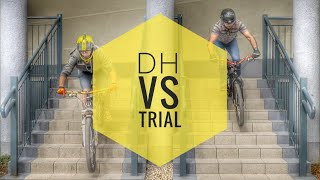 DH vs Trial