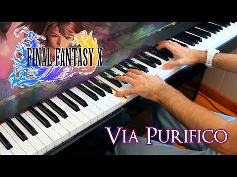 🎵 Via Purifico / Path of Repentance (Final Fantasy X) ~ Piano cover by Moisés Nieto