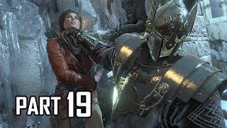 Rise of the Tomb Raider Walkthrough Part 19 - Undead Army (Let's Play Gameplay Commentary)