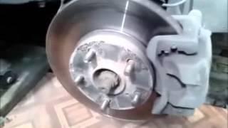 RAV 4 замена шаровой опоры