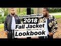 MUST HAVE FALL JACKET LOOKBOOK ft. FASHION NOVA MENS