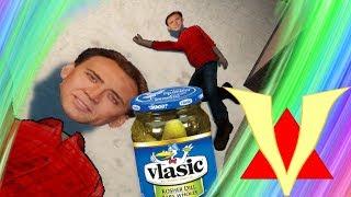 Nicolas Cage Caught Buying Illegal Pickles