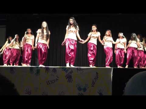 MH Indian Group Performance polyfest 2015