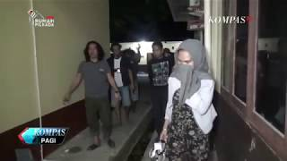 Lagi Pesta Sabu, Dua PNS Kena Ciduk Polisi
