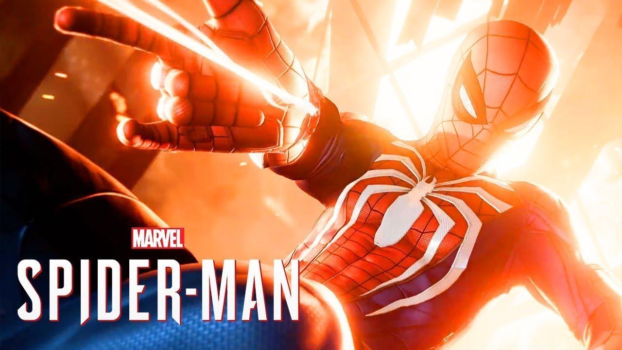 Spider-Man (PS4) | Epic God Mode Rooftop Combat