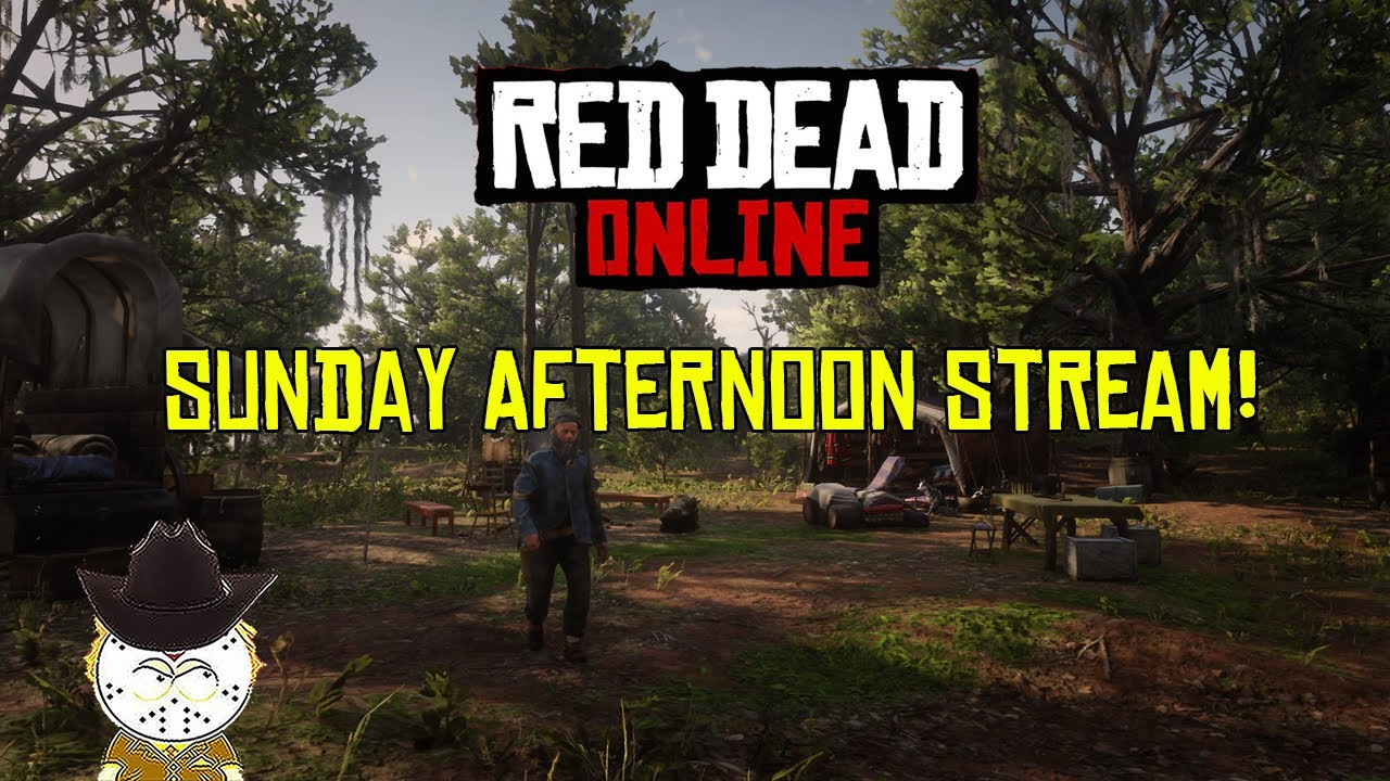 Download Red Dead Online Sunday Afternoon Stream!