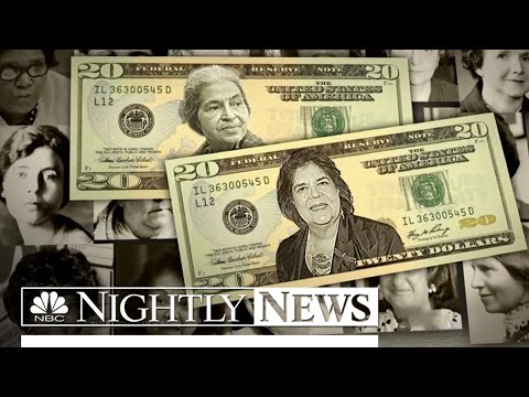 Will A Woman Replace Andrew Jackson On The $20 Bill? | NBC Nightly News