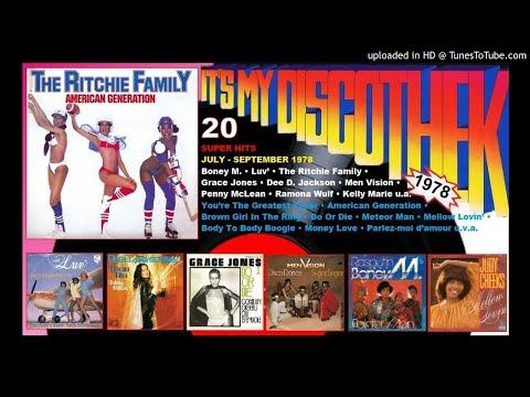 It's My Discothek 1978, Vol. 3 (July-Sep) [Compilation]