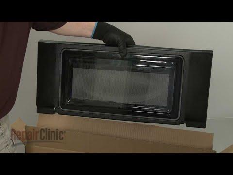 Inner Door Panel - Kitchenaid Microwave #KMBP100ESS01