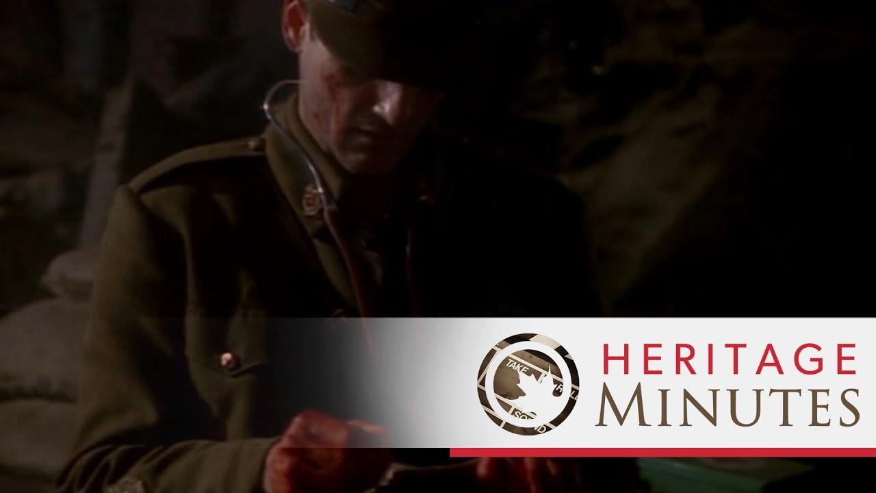 Heritage Minutes: John McCrae