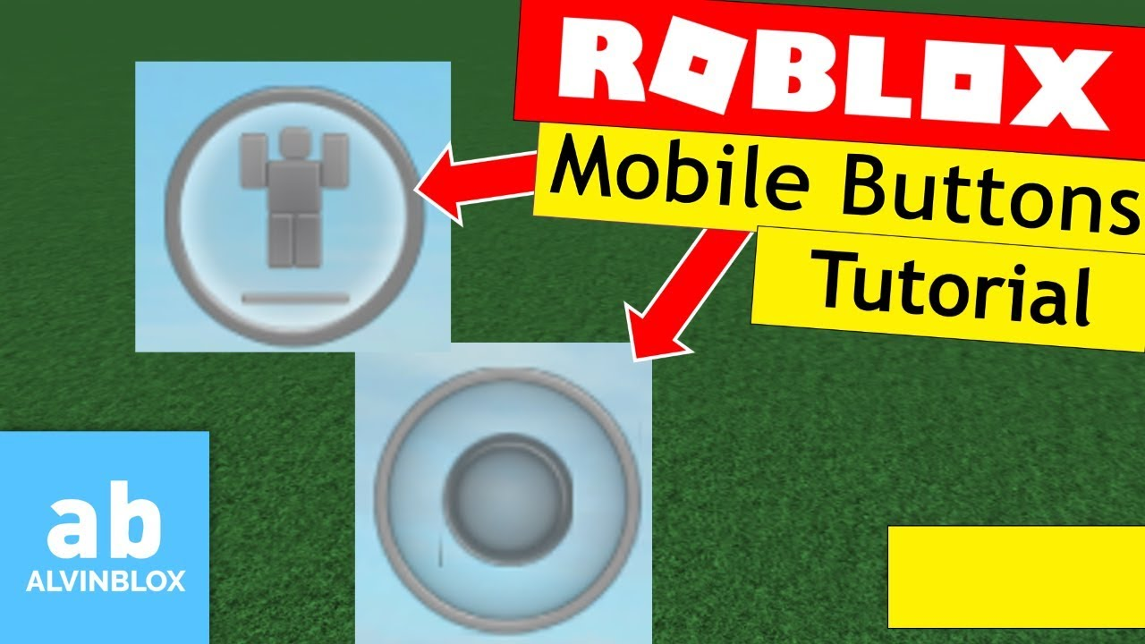 Roblox Mobile Buttons Tutorial Learn To Use Contextactionservice