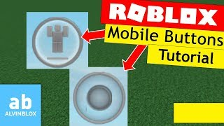 Roblox Mobile Buttons Tutorial - Learn To Use ContextActionService