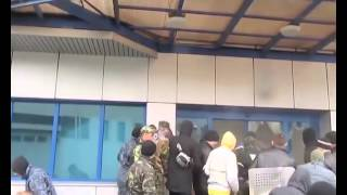 Украина. Хроника преступлений. Немиров (Винницкая область), 19 марта 2014 года(Боевики