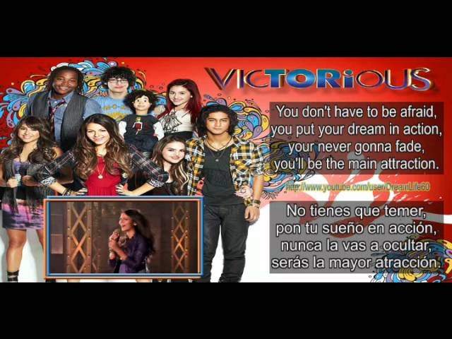 「Make it Shine」by Victorious [Video ver. intro + sub lyrics & español latino]【DL】 Videos De Viajes