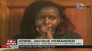 Jacque Maribe remanded at Lang'ata Women Prison