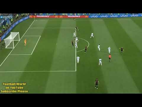 Argentina vs Croatia 30 world cup highlight 2018 june 21