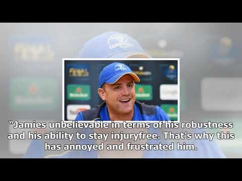 Girvan dempsey gives update on heaslip injury woes