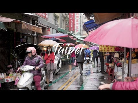 Temples & technology in Taipei - a Travel Video from Taiwan