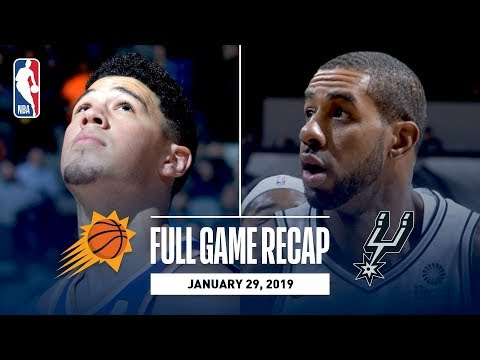 SPURSWATCH - Spurs Slip Past Suns