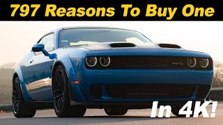 2019 Dodge Challenger Hellcat Redeye - Yet Another Crazy Challenger