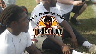 2016 Okeechobee Annual Turkey Bowl Shot By #BlackBullMediaFilms