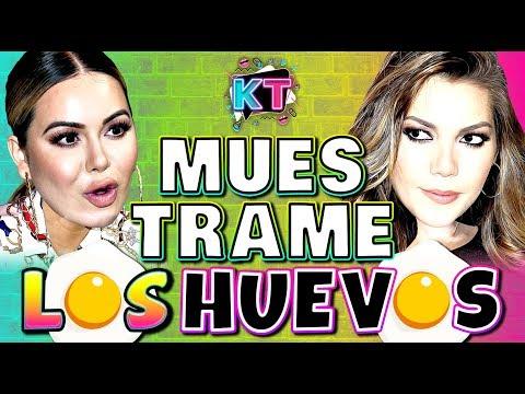 Frida Sofia a Chiquis Rivera muestra me los blanquillos