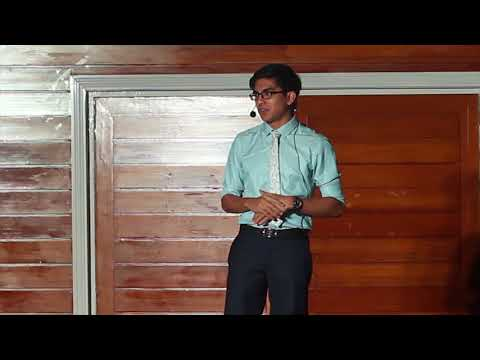 Embarking the Journey of Debate  | Syed Saddiq | TEDxMMU