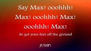Max Schneider - Mug Shot (lyrics)