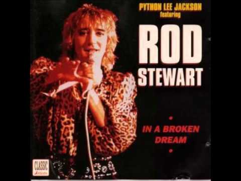 Python Lee Jackson feat Rod Stewart - In a Broken dream [Full HD]