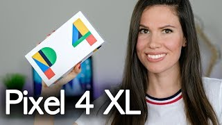 Google Pixel 4 XL | Unboxing and First Impressions