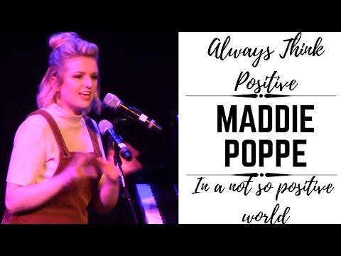 Maddie Poppe performs Gravity