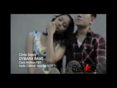 trailer (Behind the scene)DYMARA song Cinta sejati ( Official )