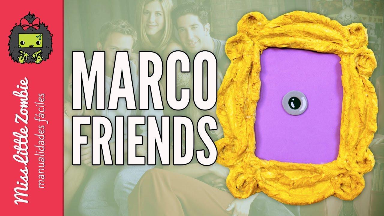 DIY MARCO FRIENDS - Manualidades con cartón (manualidades fáciles ...