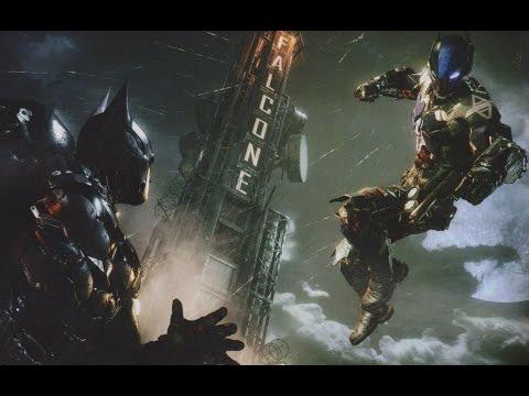 Batman Arkham Knight 20 Minute Gameplay Walkthrough/Demo