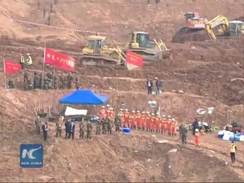 Top procuratorate investigates malpractice in Shenzhen landslide