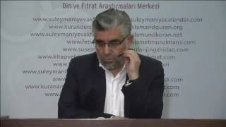 Münafıklara Karşı Takınılacak Tavır - NiSA (88-91) - Kur'an Sohbetleri (17.05.2016)