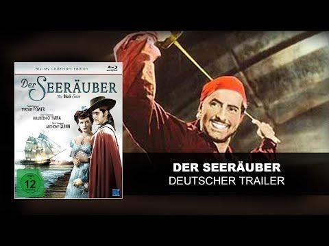 Der Seeräuber (Deutscher Trailer)   Anthony Quinn, Tyrone Power, Maureen O'Hara   HD   KSM