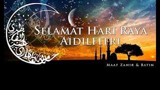 Hail Amir & Uji Rashid - Seloka Hari Raya