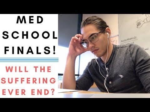 Medical School Final Exam || Renal Study Week Vlog