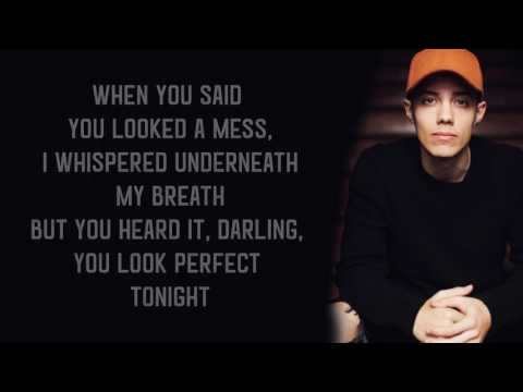 Ed Sheeran - Perfect Lyrics [Leroy Sanchez Cover]