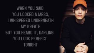 Video Ed Sheeran - Perfect Lyrics [Leroy Sanchez Cover] download MP3, 3GP, MP4, WEBM, AVI, FLV Maret 2018
