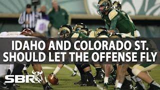 Idaho Potato Bowl Betting Preview: Idaho vs Colorado St | College Football Picks With Brenner & Drew
