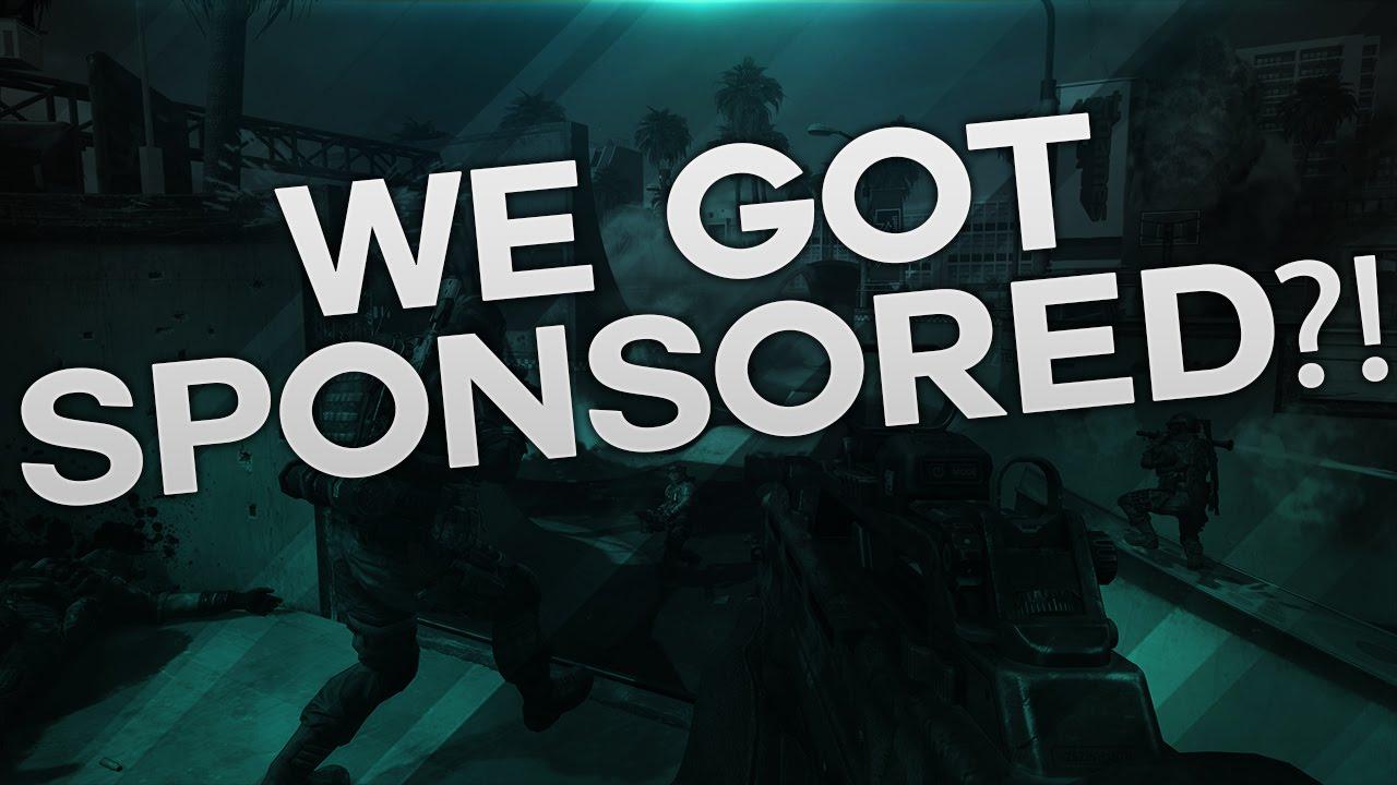 We Got Sponsored ?! You