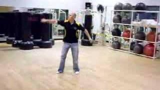 Bullwhip Cracking: single whip free-style