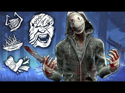 Aggressive Legion Gameplay   Dead By Daylight