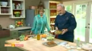 "Chef Art Smith Shares His Lyfe Recipe For ""art's Unfried Chicken"" On Hallmark's Home & Family"