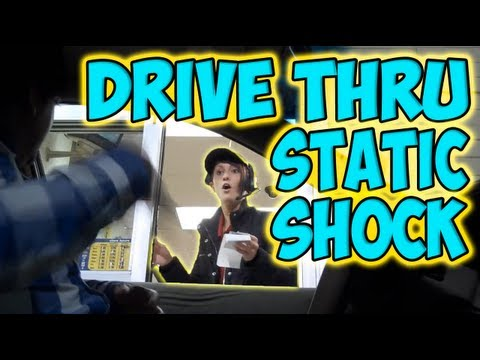 Drive Thru Static Shock